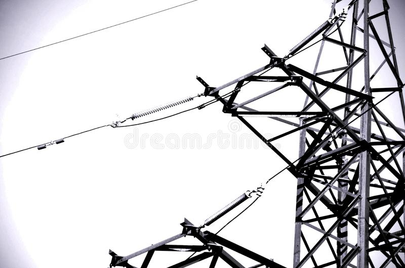 Wires stock photography