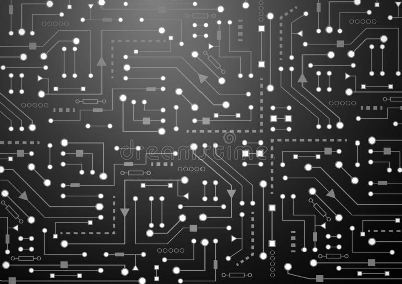 Wiring Diagram Background .Electroplate, Vector Stock Vector - Illustration  of energy, line: 125853478Dreamstime.com