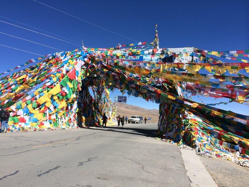 Wirkliche Farben Himalajas lizenzfreie stockfotografie