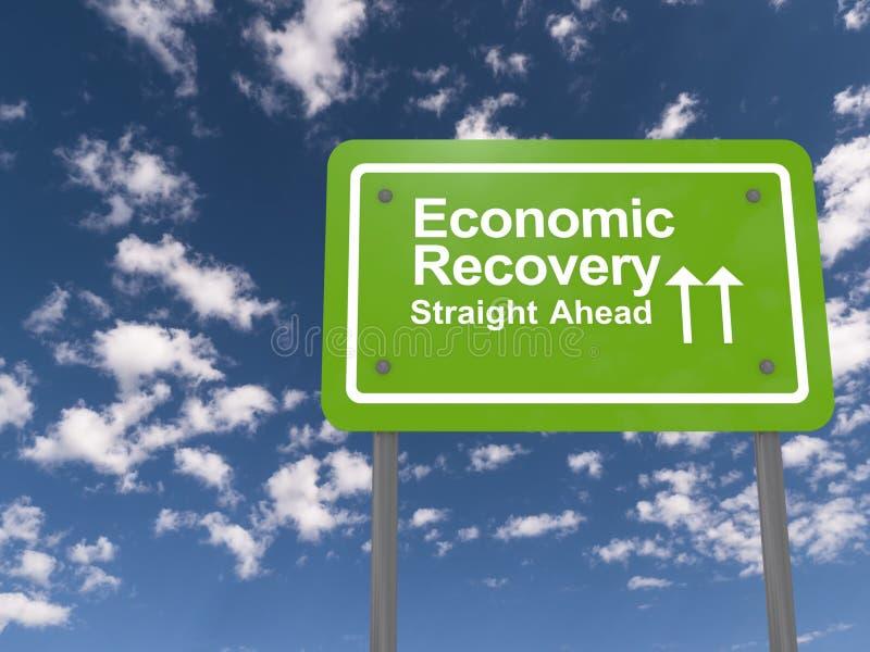 Wirtschaftsaufschwung Stockfotos