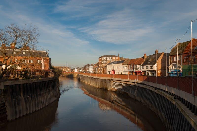 Wisbech, Cambridgeshire стоковая фотография