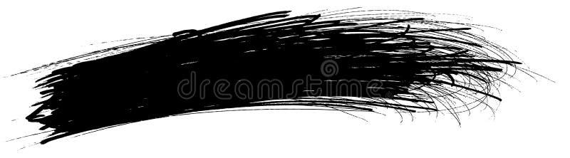 Download Wischen Sie stock abbildung. Illustration von gitter, scarify - 43869