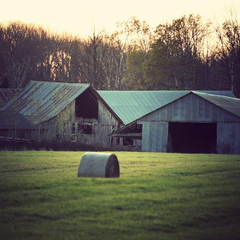 Wisconsin Gospodarstwo rolne obraz stock