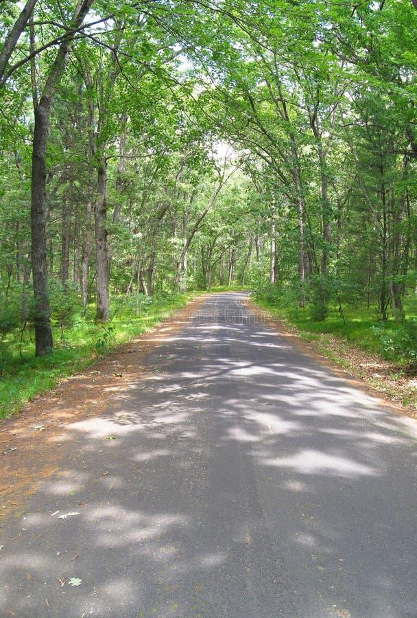 Wisconsin-Natur stockbilder
