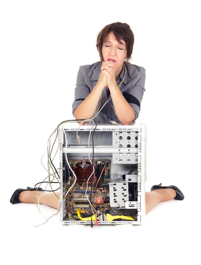 Download Wish it could work stock photo. Image of mature, chaos - 26574406