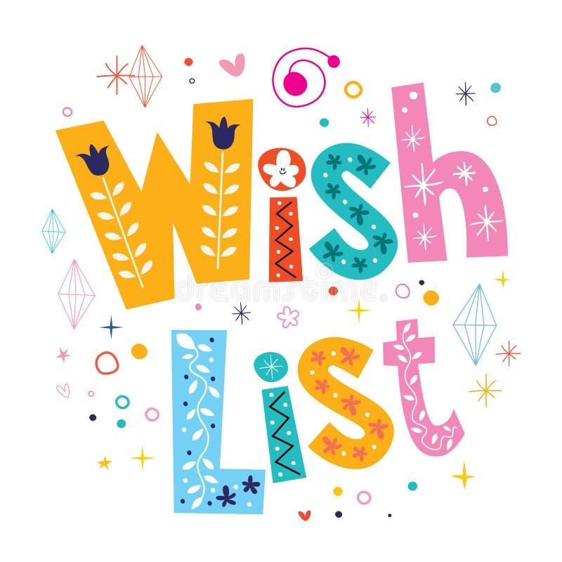 download wish list