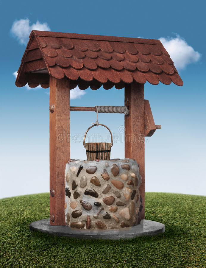Free Wishing Well Stock Image - 1143561