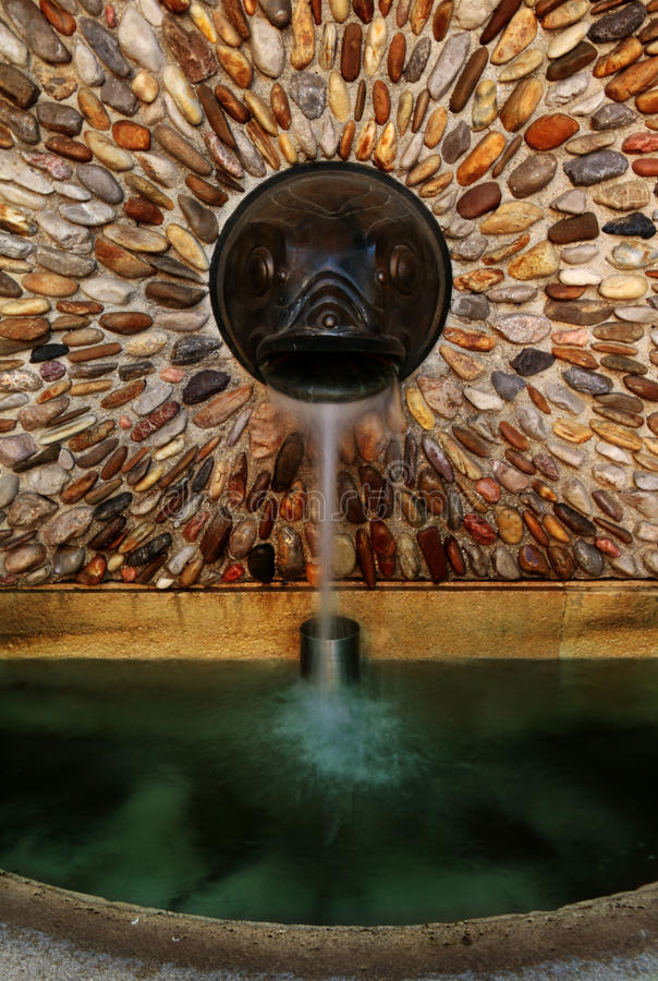 Download Wishing well stock photo. Image of fluid, head, fountain - 31292478