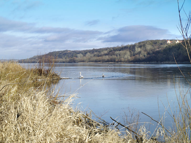 Download Wisla In Winter Stock Images - Image: 29005074