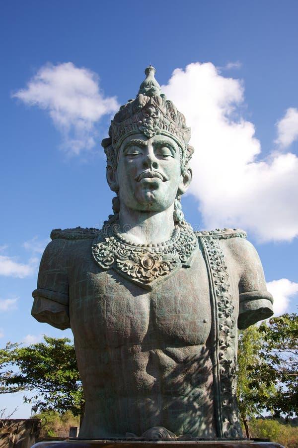 Wisnu a Bali fotografia stock libera da diritti