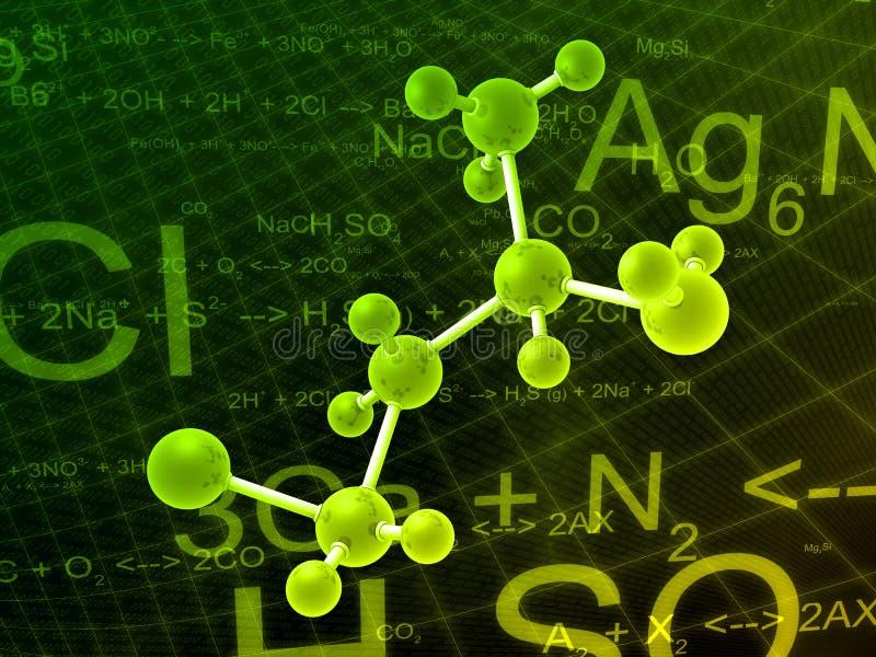 Wissenschaft lizenzfreie abbildung