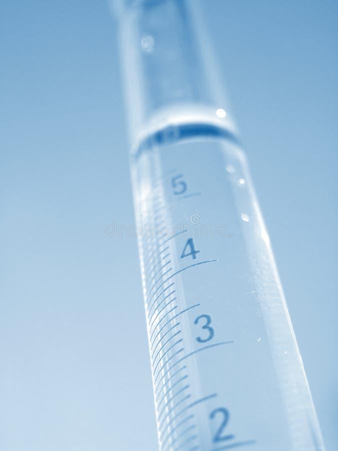 Wissenschaft - abgestufter Zylinder 2 stockbilder