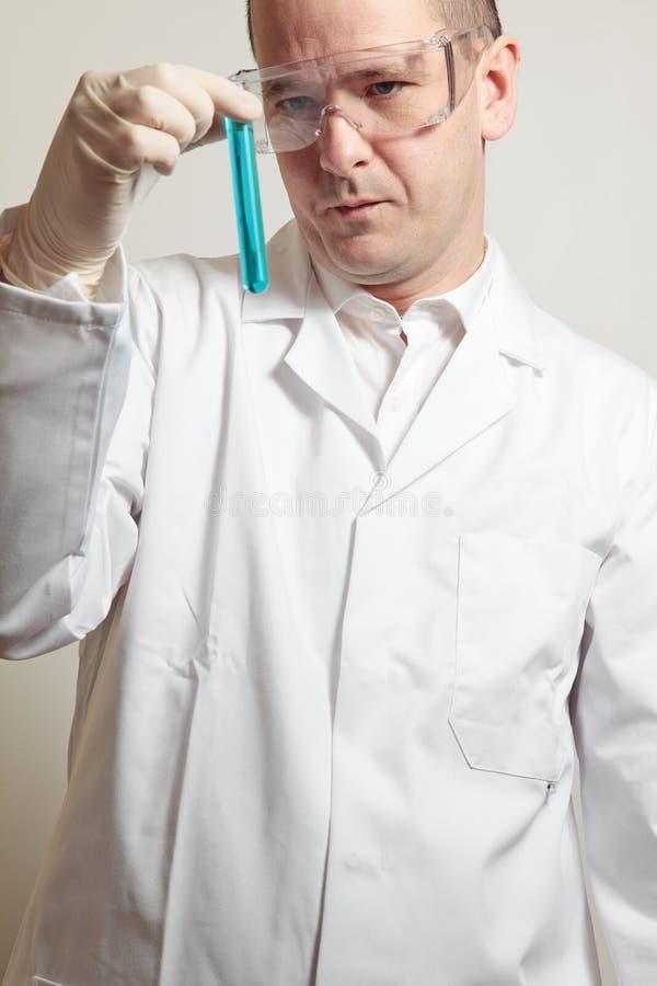 Wissenschaftler stockbild
