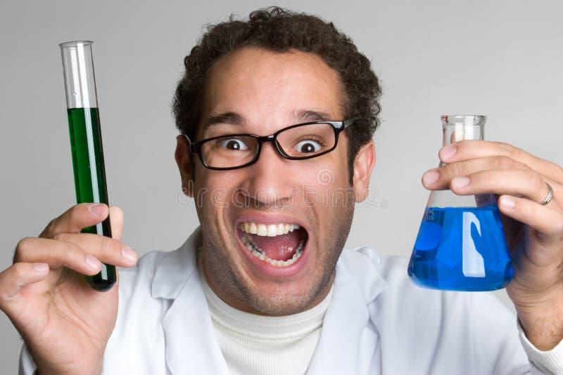 Wissenschaftler Lizenzfreies Stockfoto