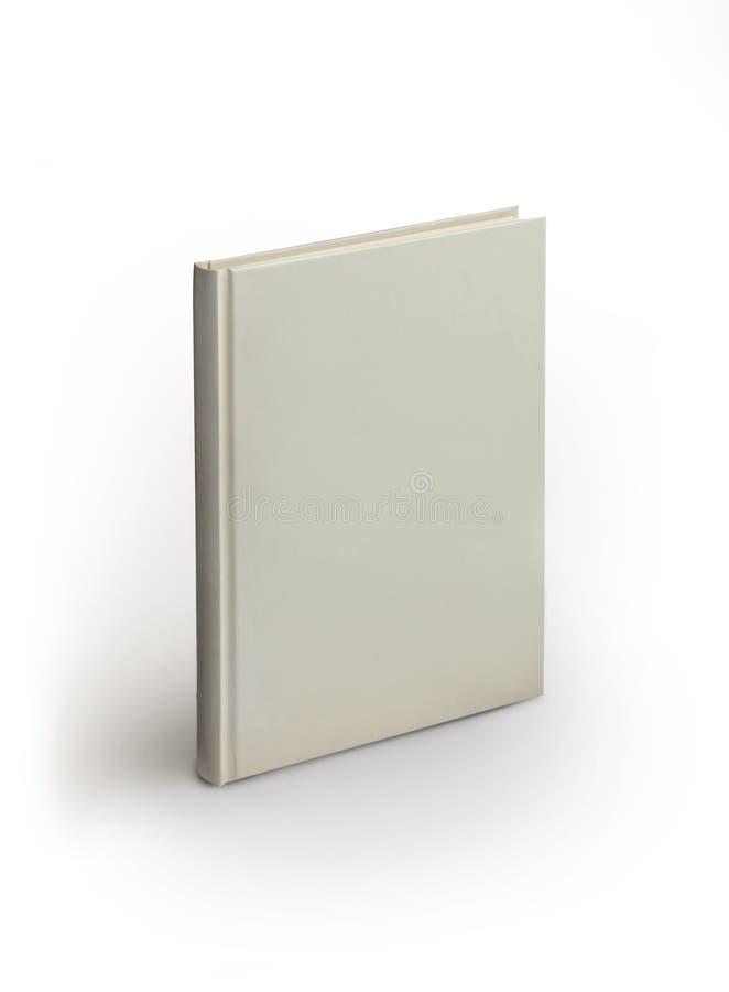 Wit boek stock illustratie