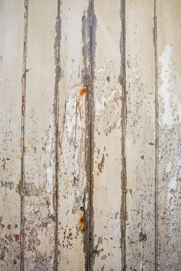 Wit? grijze houten textuurachtergrond met natuurlijke patronen stock foto's