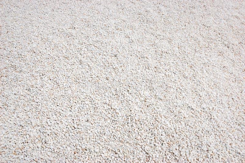 Wit grint stock afbeelding