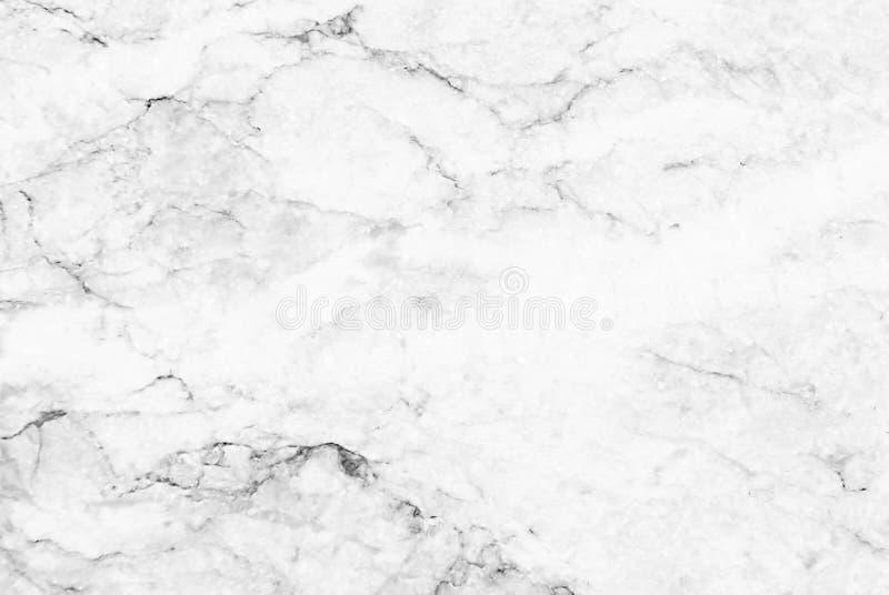 Wit marmeren textuur abstract patroon als achtergrond met hoge resolutie royalty-vrije stock fotografie