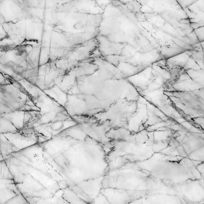 Wit marmeren textuurpatroon als achtergrond met hoge resolutie royalty-vrije stock afbeelding