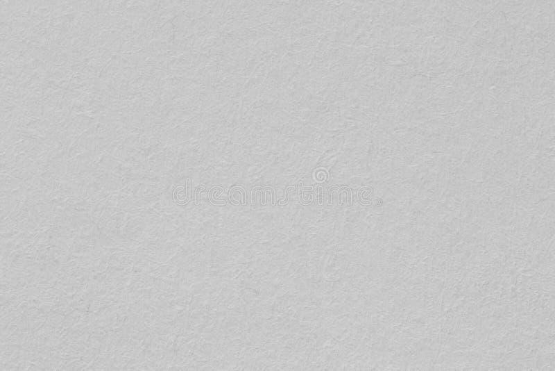 Wit waterverfdocument met textuur Verticale achtergrond voor het schilderen stock fotografie
