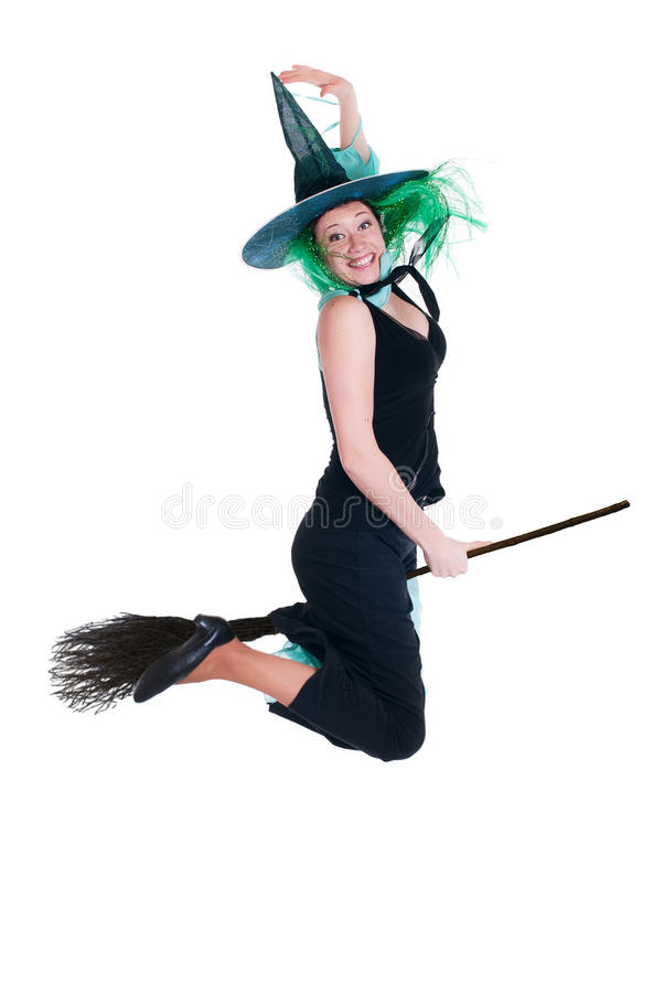 Free Witch Royalty Free Stock Photography - 19515447