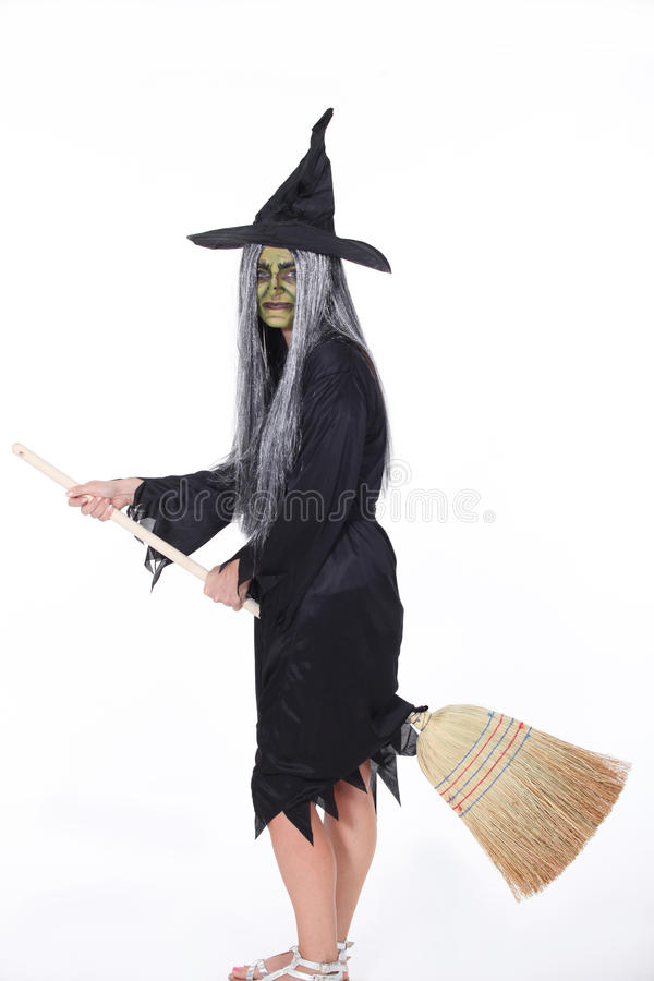 Download Witch stock photo. Image of female, hateful, disguise - 28640154