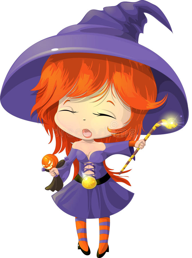 Witch Stock Image
