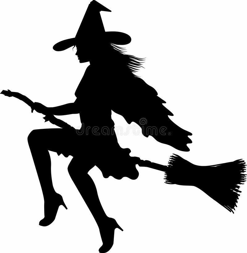 Witch03 royalty free stock image