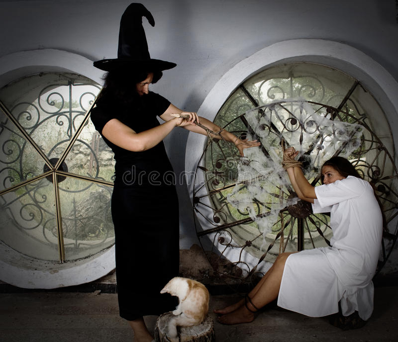 Witchcraft and magic stock image. Image of myth, evil ...