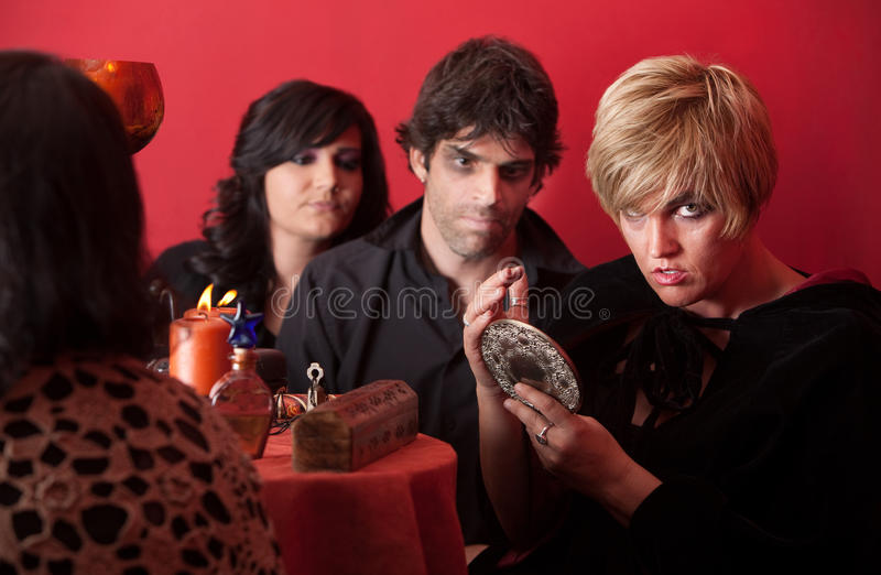 Download Witches With Scry stock image. Image of mexican, foretell - 21024563