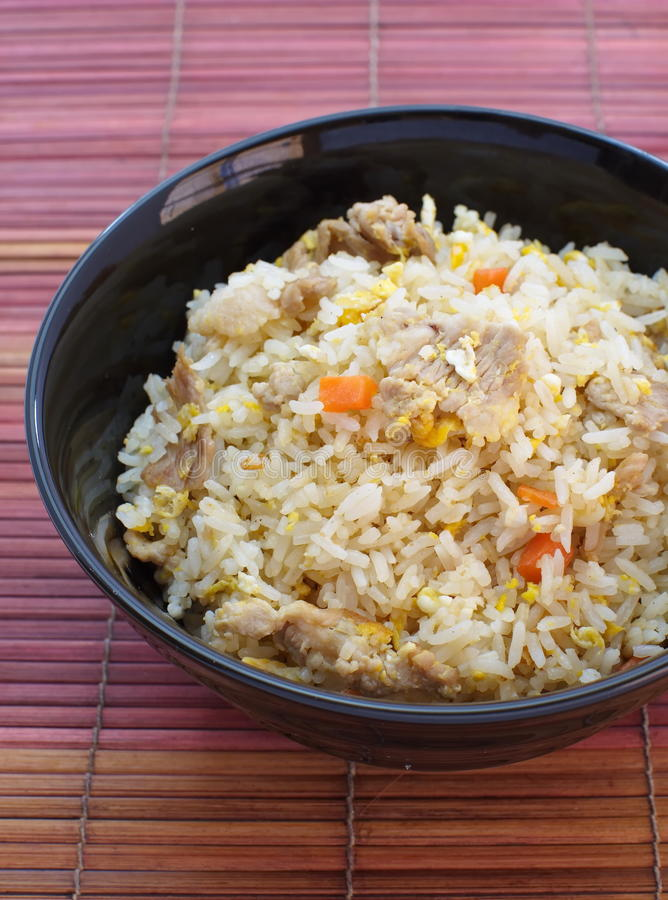Download Arroz fritado foto de stock. Imagem de cuisine, saque - 29846802