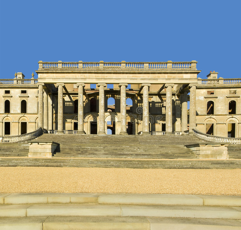 Witley Court royalty free stock photography