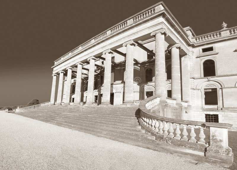 Witley Court Stock Images