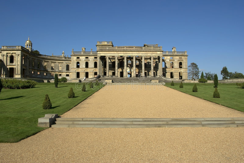 Witley Court stock photography