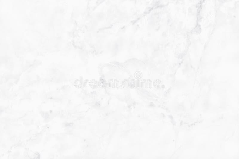 Witte achtergrond marmeren muurtextuur voor het werk van de ontwerpkunst, naadloos patroon van tegelsteen met helder en luxe royalty-vrije stock foto