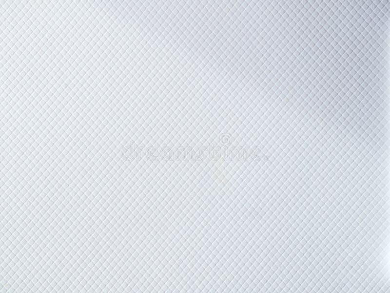 Witte achtergrond, patroon met vierkanten moderne futuristische textuur voor affiches, plaatsen, dekking, adreskaartjes, binnenla royalty-vrije stock foto's