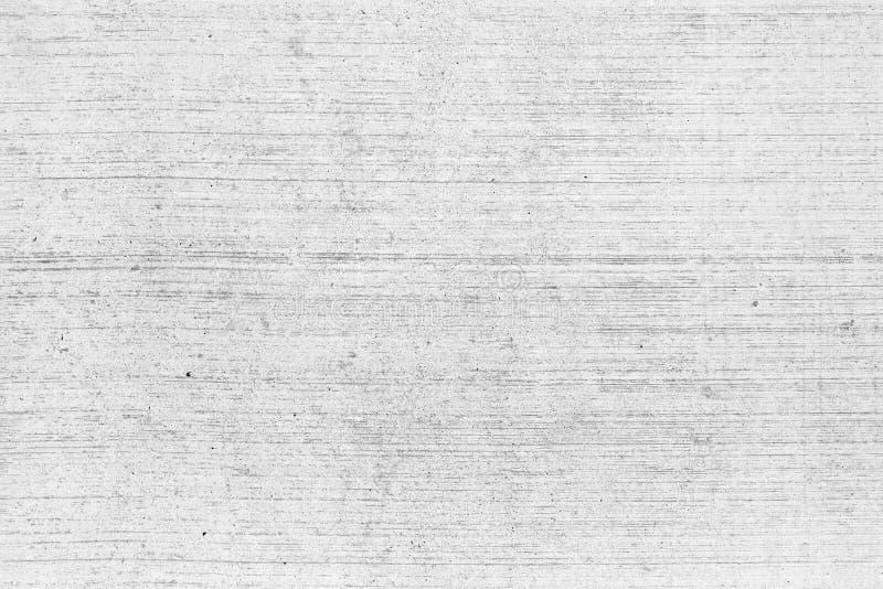 Witte concrete muur, naadloze textuur stock afbeeldingen