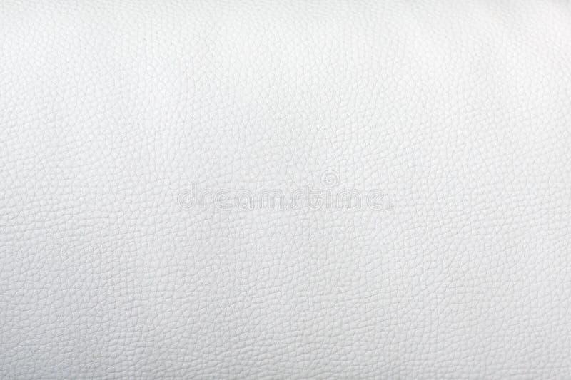 Witte die Leertextuur als klassieke Achtergrond wordt gebruikt stock afbeeldingen