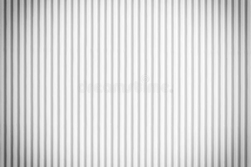 Witte gestreepte document achtergrond stock afbeelding