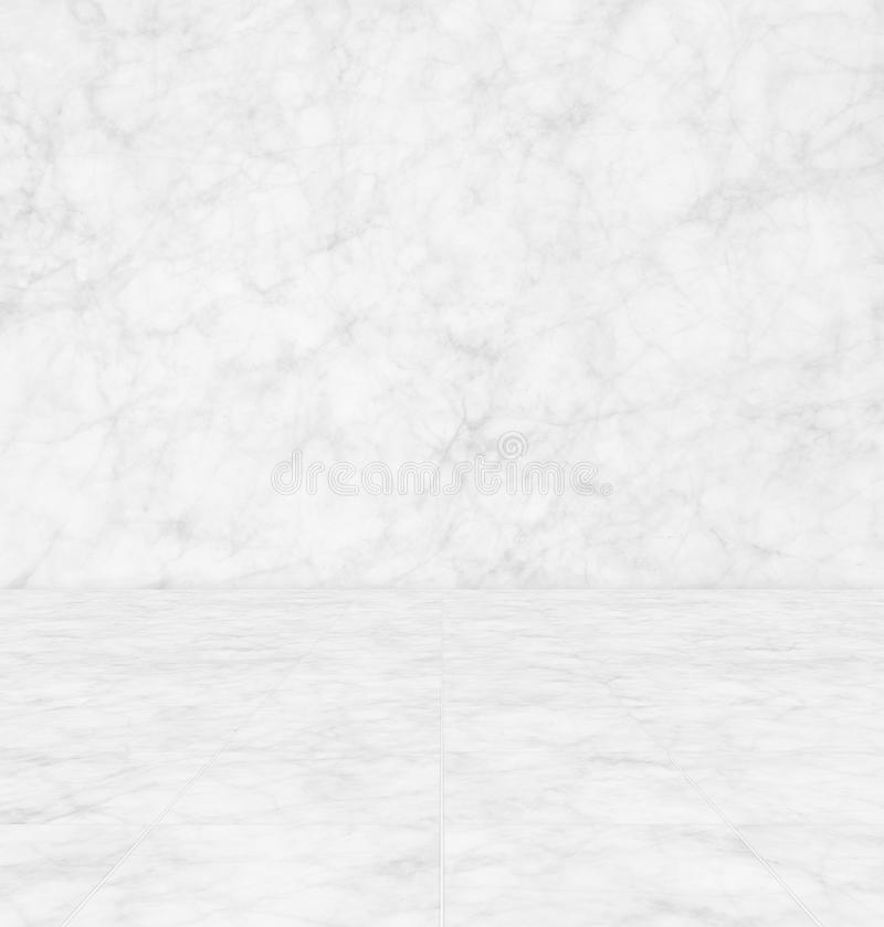 Witte grijze marmeren (perspectief) textuur, gedetailleerde die structuur van marmer in natuurlijk voor achtergrond wordt gevormd royalty-vrije stock foto