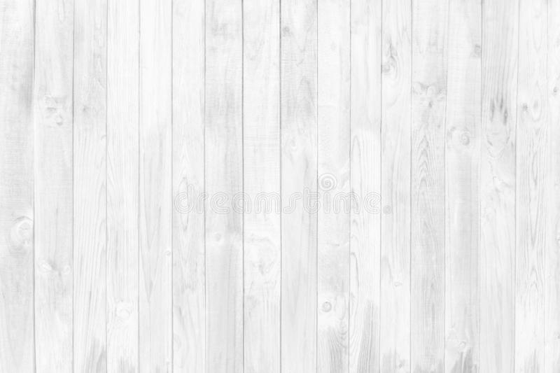 Witte houten muurtextuur en achtergrond stock foto's