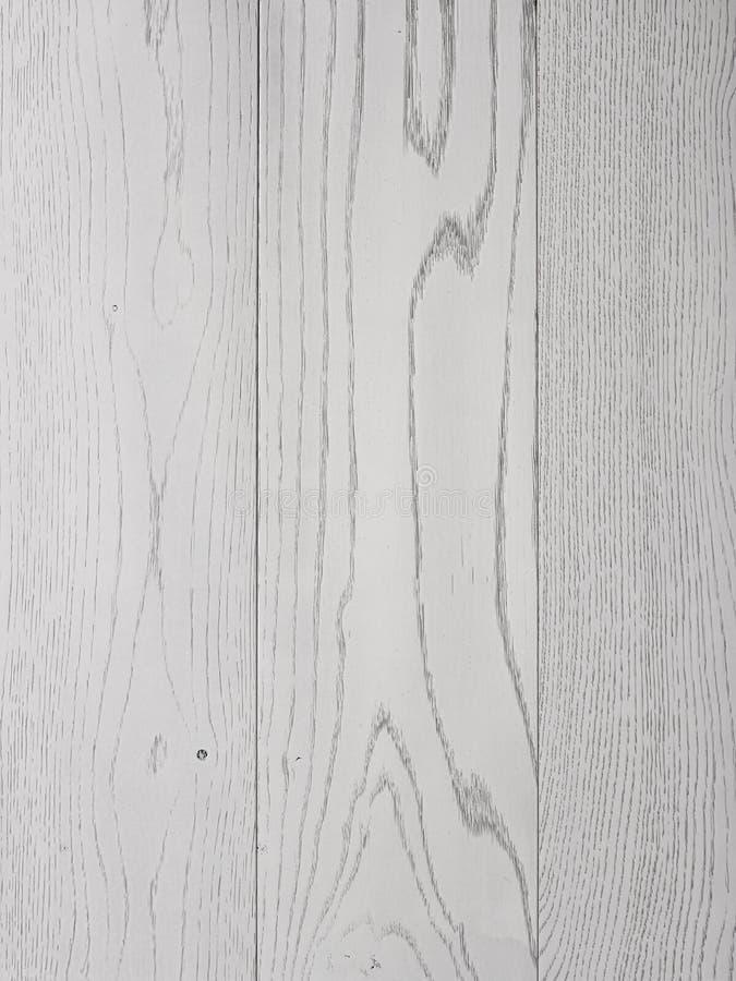 Witte houten panelen stock afbeelding