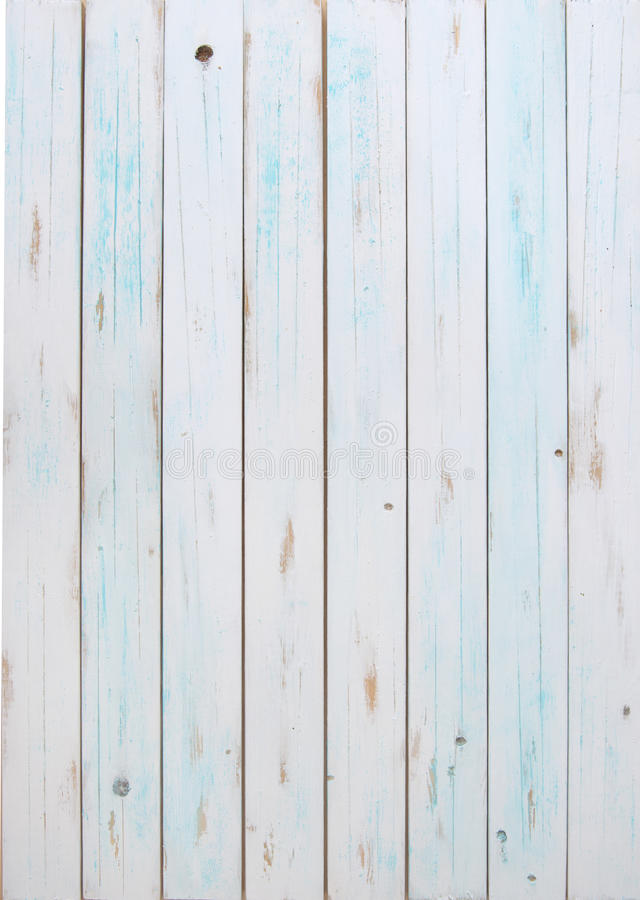Witte houten planken royalty-vrije stock foto's