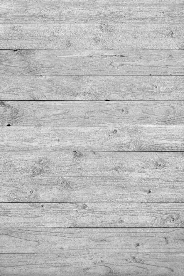 Witte houten plankentextuur royalty-vrije stock foto's