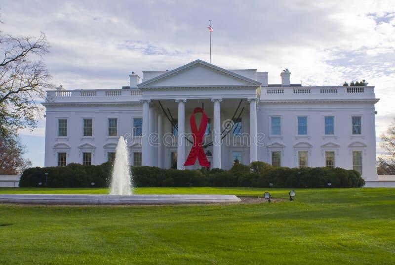 Witte Huis stock fotografie