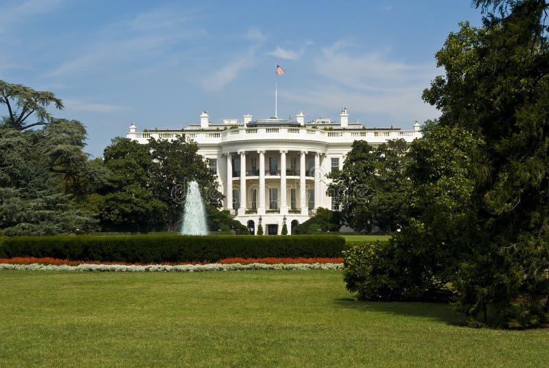 Witte Huis royalty-vrije stock afbeeldingen