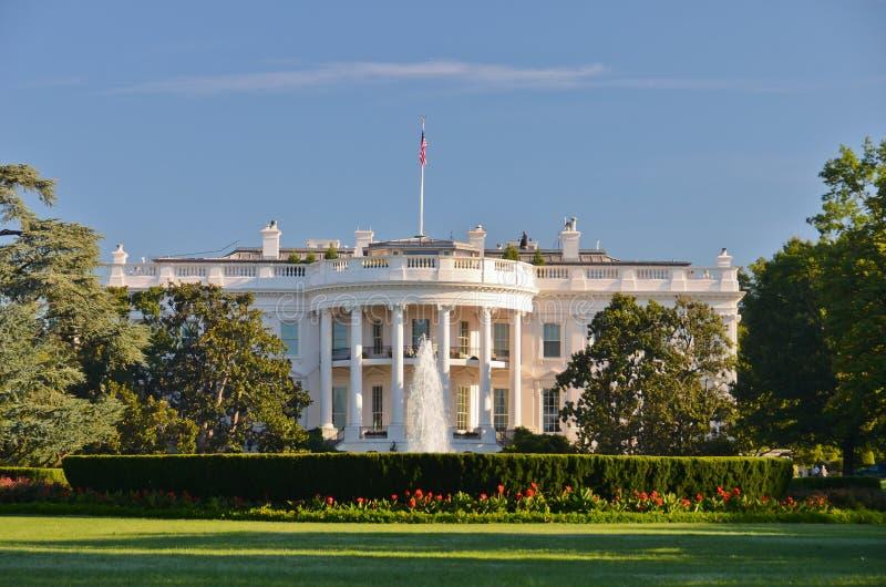 Witte Huis, Washington DC, de V.S. royalty-vrije stock afbeeldingen