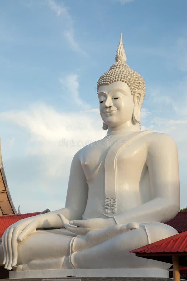 Witte jao Hai Sok van Boedha Pra royalty-vrije stock afbeeldingen