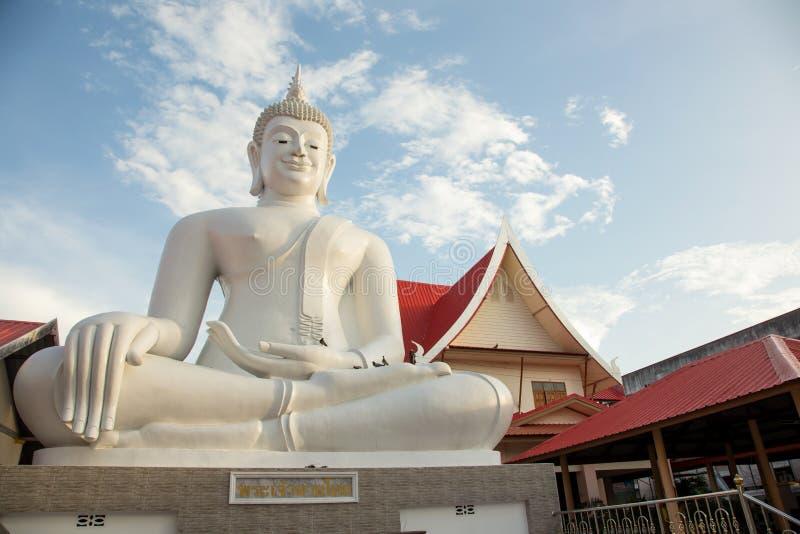 Witte jao Hai Sok van Boedha Pra royalty-vrije stock afbeelding