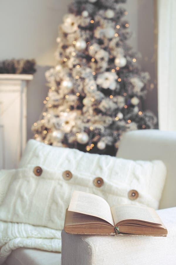 Witte Kerstmis stock afbeeldingen